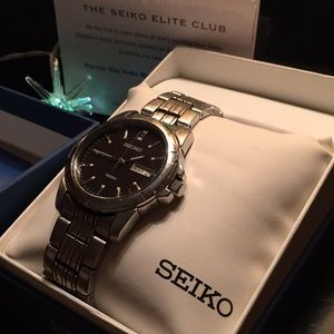 Seiko Watch